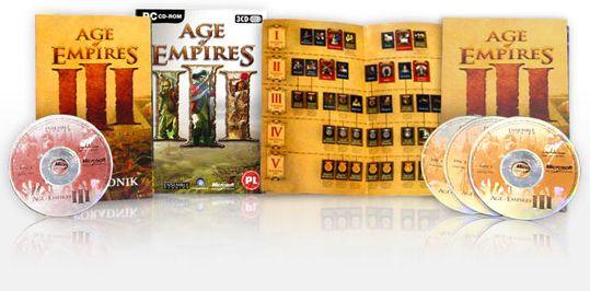 Polska wersja Age of Empires