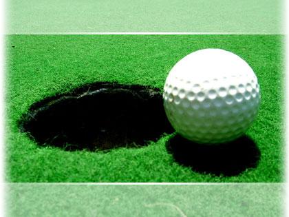 Pileczka golfowa